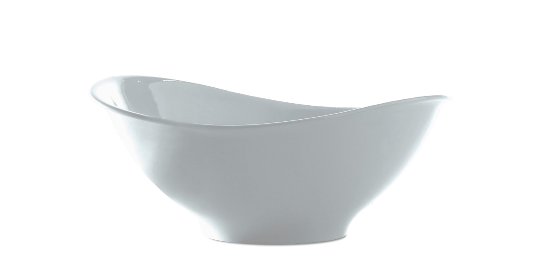 Antonio Pascale Design for Galassia | MEG11 bathtub in pietraluce | Bathroom deco